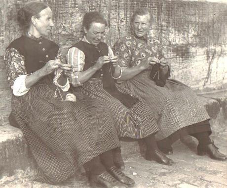 Cornish women