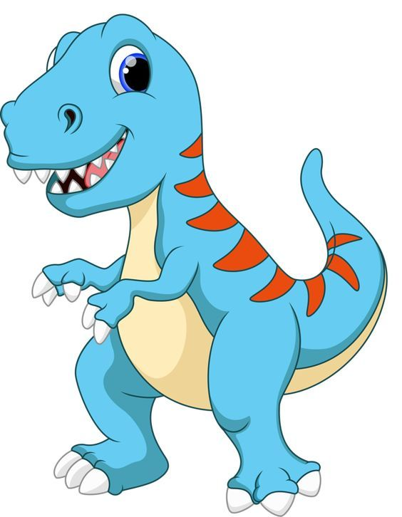 Image of: Vector Image ЯндексФотки Tyrannosaurus Cartoon Dinosaur Cute Dinosaur Dinosaur Party Dinosaur Birthday Pinterest Динозавры и динозаврики МЛ Pinterest Cartoon Cartoon Dinosaur