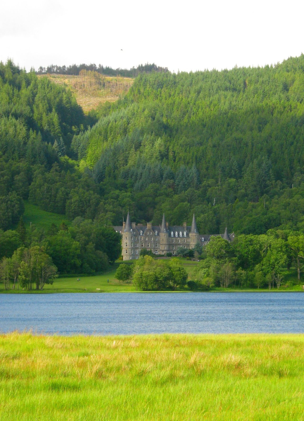 Destinations Scotland Trossachs Hotel