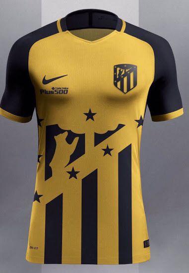 Atlético Madrid 17-18 Away Kit Leaked  - Footy Headlines e6e6d000b