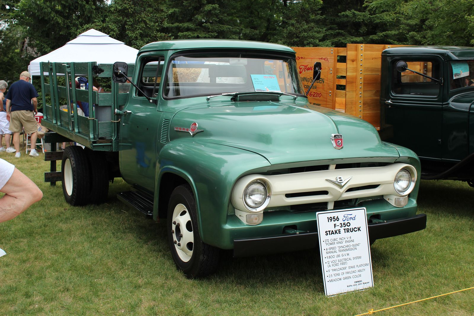 1956 Ford F 350 Owner Manual User Guide That Easy To Read 1954 Coe Truck Stake Trucks Pinterest Rh Com