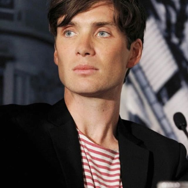 Cillian Murphy. His eyes are perfection at its best.