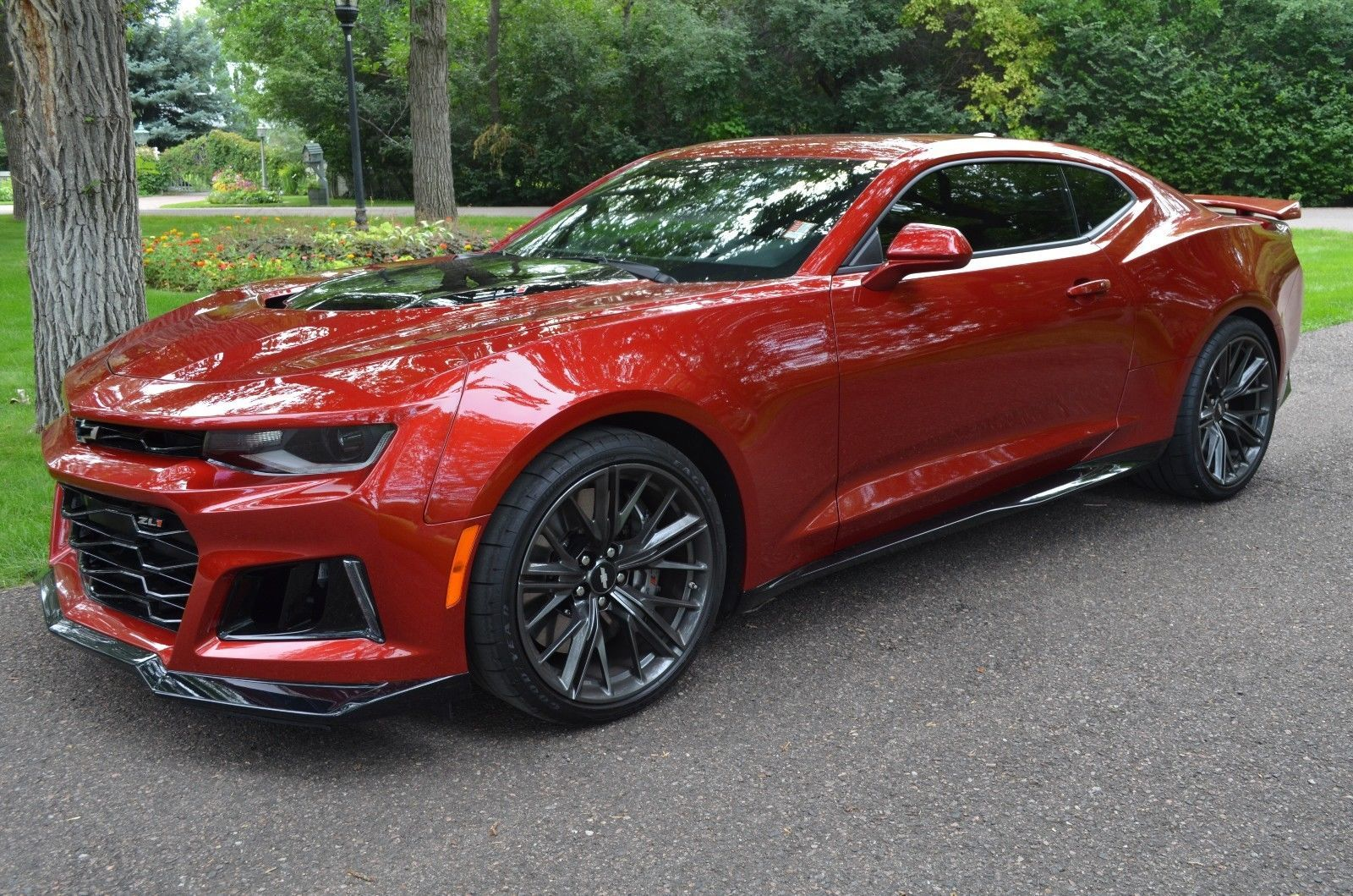 Cool Chevrolet 2017: 2017 Chevrolet Camaro ZL1 650 HP Supercharged ...