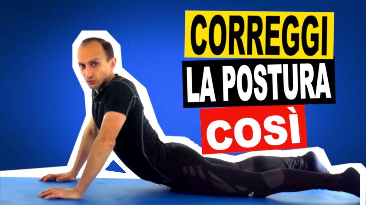 Ginnastica Posturale: Esercizi per Mal di Schiena, Collo e..