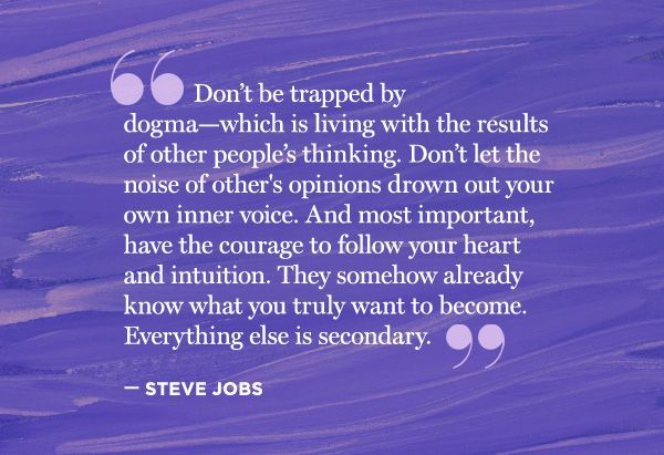Bekende Citaten Steve Jobs : Volg je passie authenticity and passion pinterest