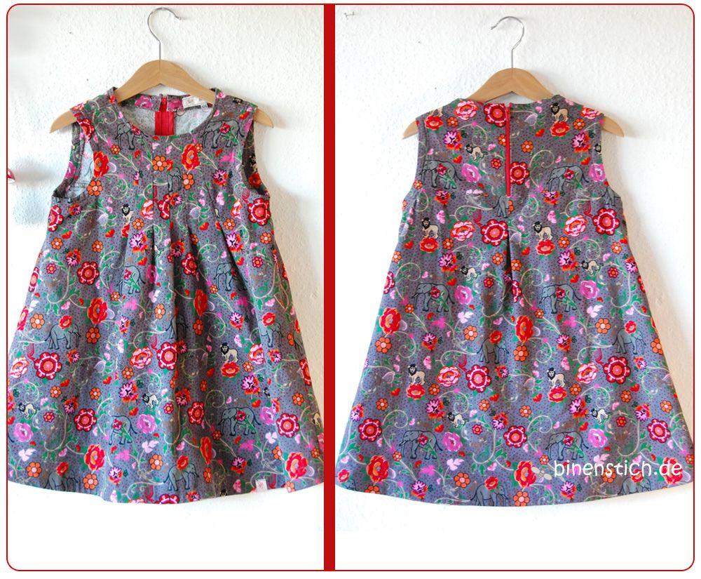 Schnittmuster Baby Kleid Kostenlos Schnittmuster Kleid Kostenlos Ba ...