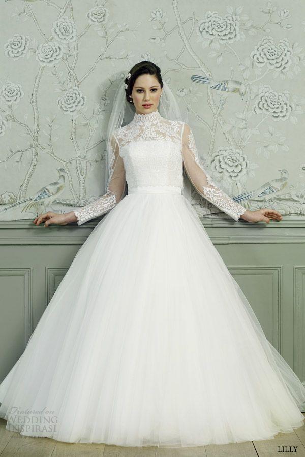 Lilly 2017 Wedding Dresses Inspirasi Bridal Weddings Weddinggown Princess Ballgown Weddingdress