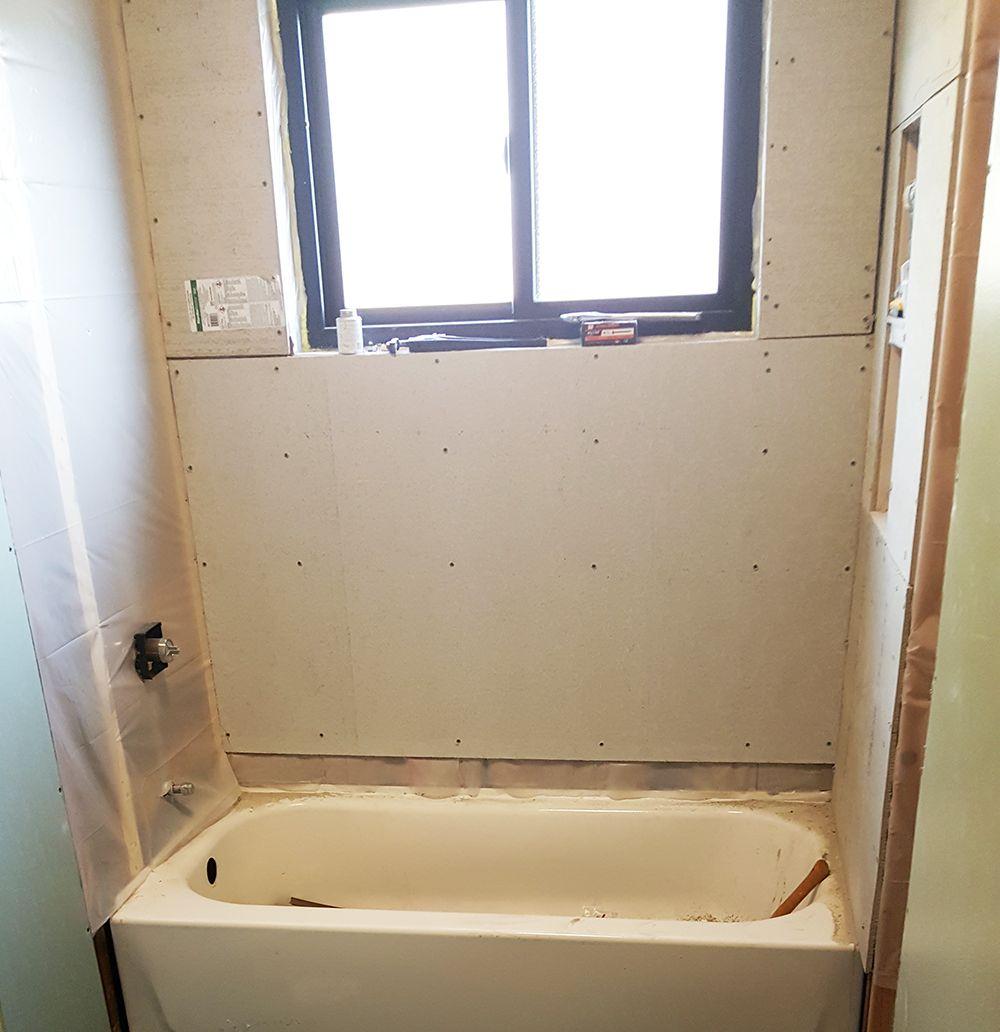 The Bathroom One Room Challenge Week Challenge Week And Room - One week bathroom