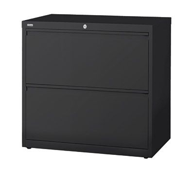 Officemax 10000 Series Commercial Two Drawer Lateral File Cabinets