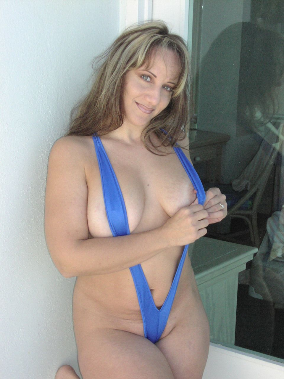 Milf swimsuit nude hottest star