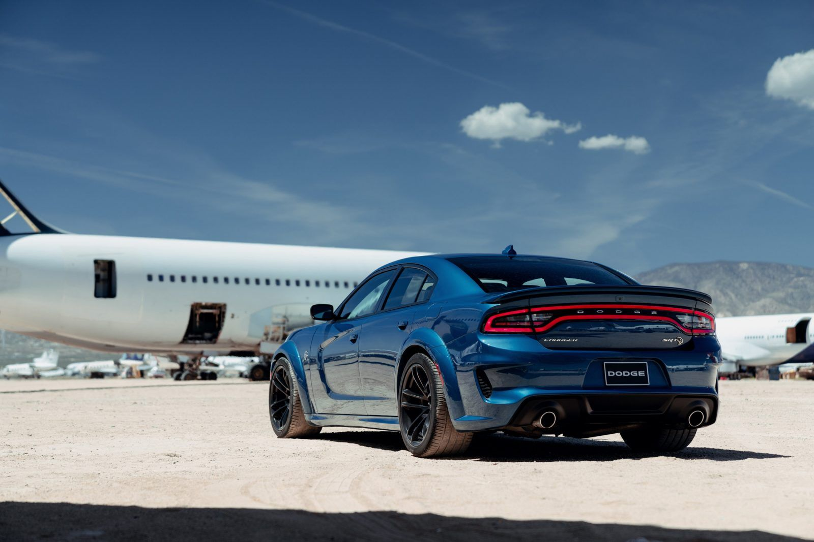 Dodge Unveils Wild 2020 Charger Widebody Scat Pack And Hellcat