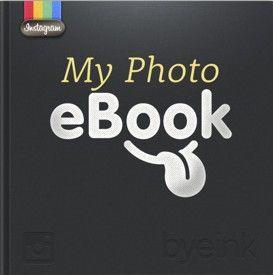 My Photo eBook, una herramienta que nos permite usar las fotos de nuestra cuenta de Instagram para crear un libro electrónico ideal para ser consultado desde dispositivos móviles.