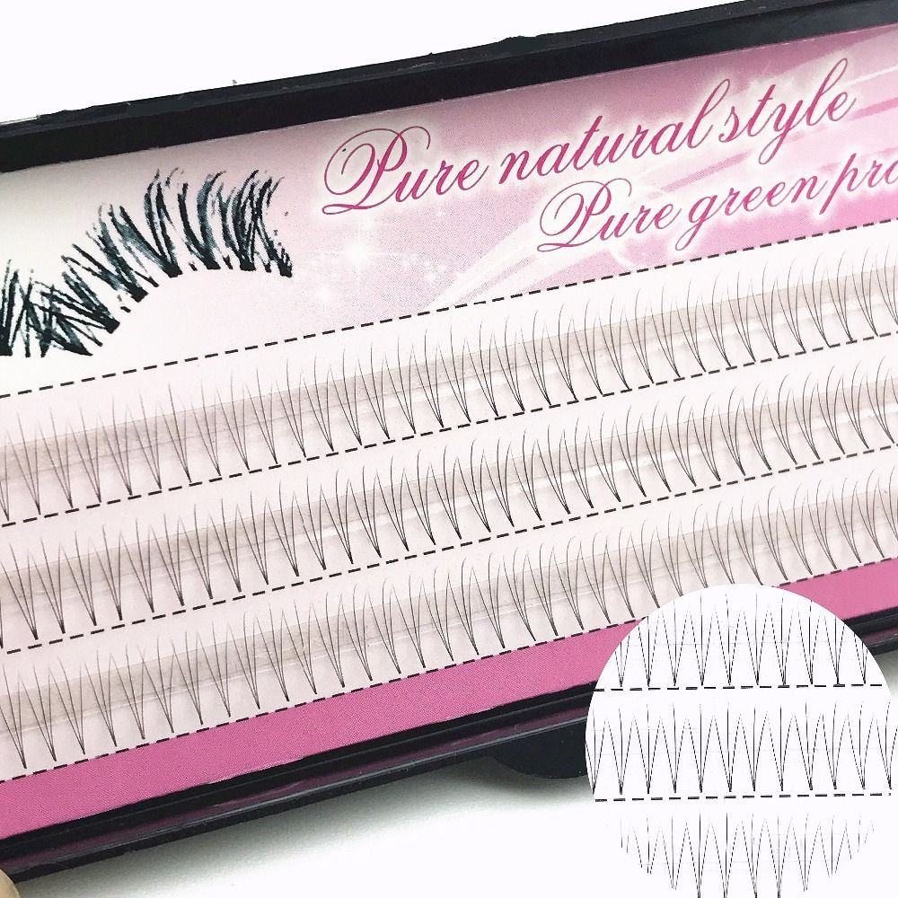 Beauty & Health New False Eyelashes Professional Natural Long Curl Eye Lashes Beauty Makeup Women Lady Grafted Eyelashes Beauty Essentials