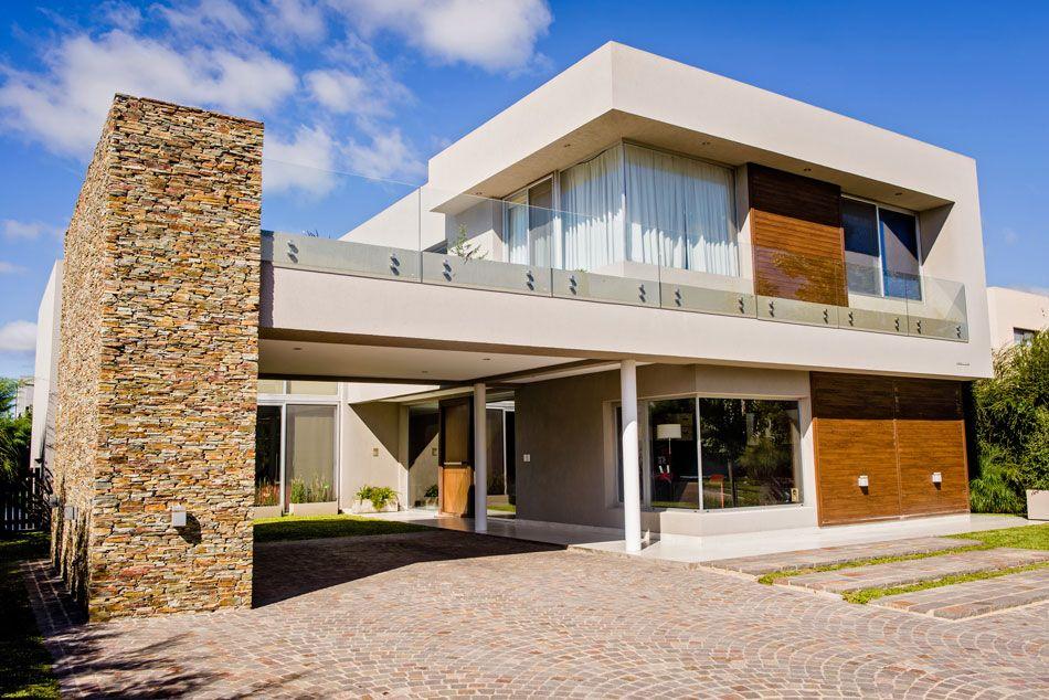 Línea continua - Casas - EspacioyConfort - Arquitectura y decoración