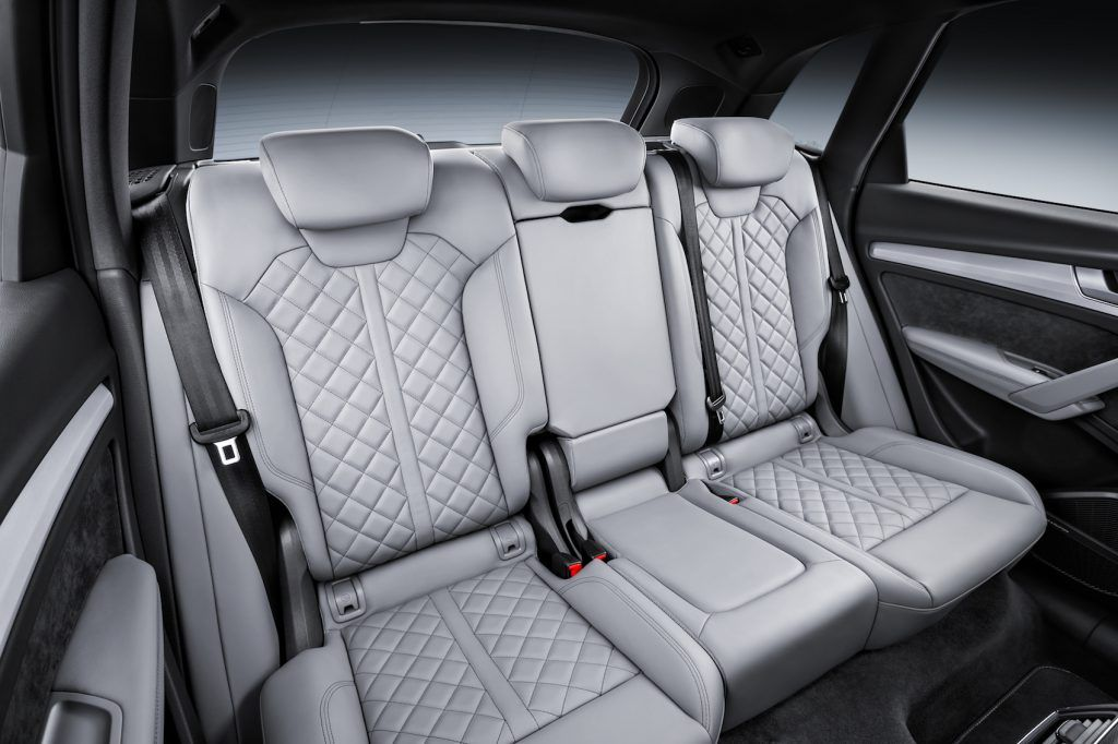 The New Audi Q5 Audi Porsche Cayenne Interior Car Seats