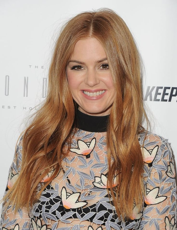 This Celebrity Hair Colourist Tells Us How to Get Isla Fishers Strawberry Blonde,  This Celebrity Hair Colourist Tells Us How to Get Isla Fishers Strawberry Blonde,