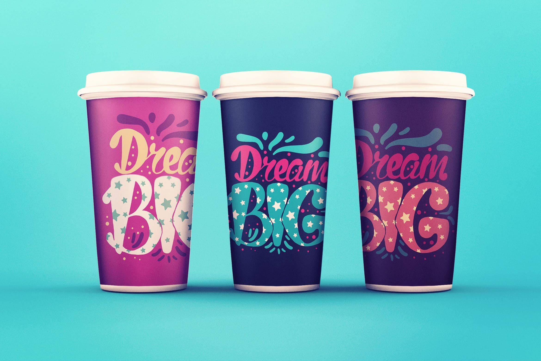 Dream Big By Barsrsind On Envato Elements Dream Big Envato Dream