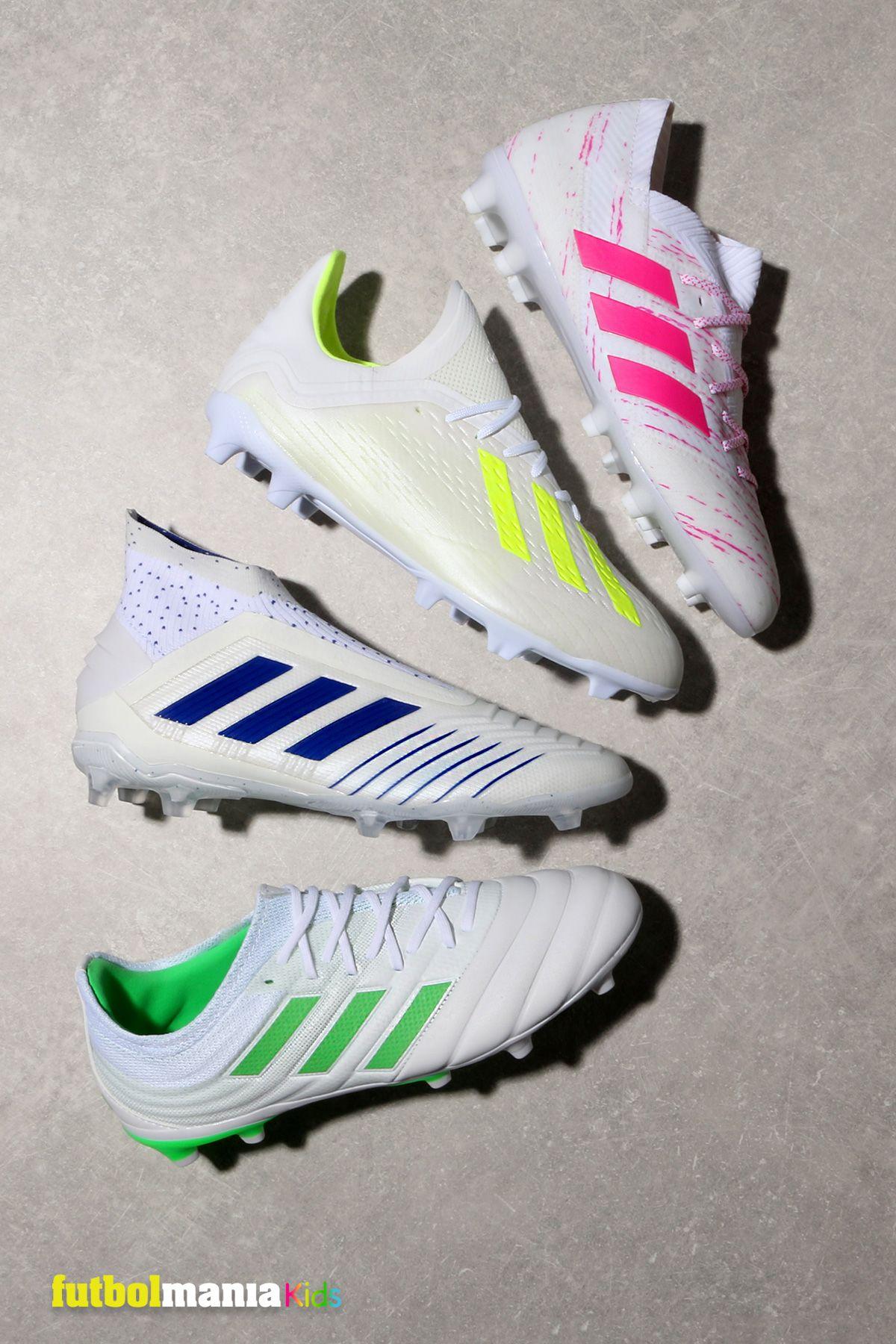 Ya tenemos aquí las nuevas botas de fútbol #VirtusoPack de