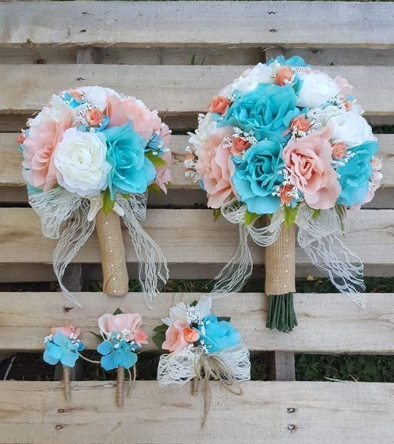 Turquoise  and Coral weddings bouquets bouquets and corsages full package #turquoisecoralweddings Turquoise  and Coral weddings bouquets bouquets and corsages full package #turquoisecoralweddings Turquoise  and Coral weddings bouquets bouquets and corsages full package #turquoisecoralweddings Turquoise  and Coral weddings bouquets bouquets and corsages full package #turquoisecoralweddings