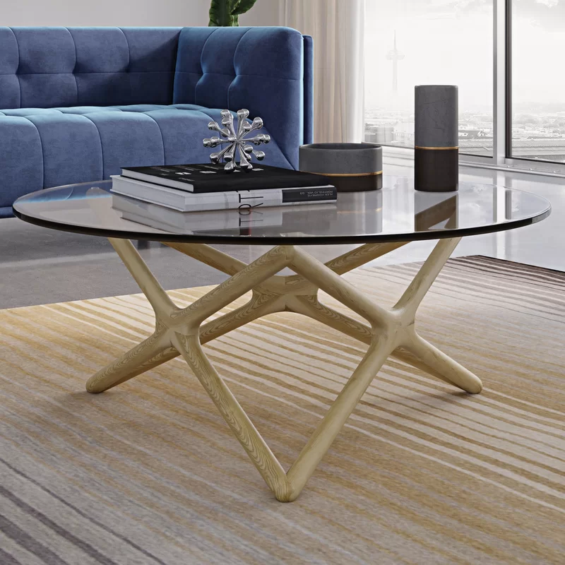 Doyle Coffee Table With Images Coffee Table Contemporary