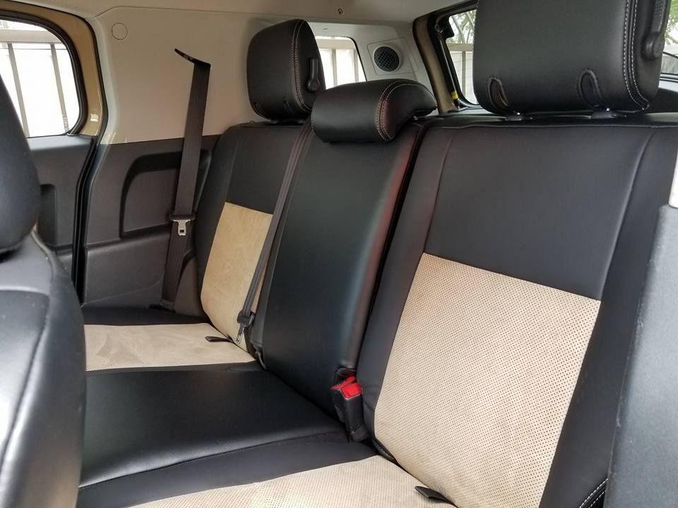 Toyota Fj Cruiser Full Custom Leatherperf Interior Color Matched
