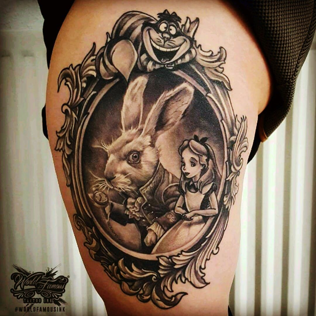 Tattoo Tatuagens De Tuane Rocha Tatuagem Das Maravilhas