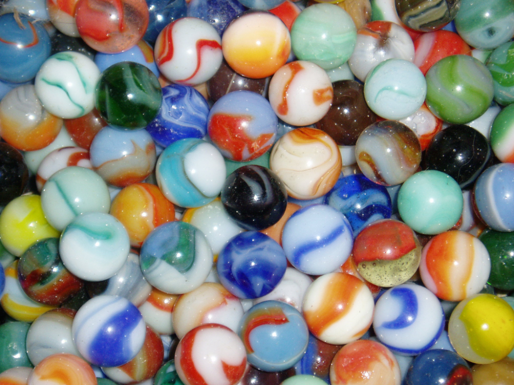 100 Antique Marbles 1920 S 1950 S Peltier Akro Etsy Marble Price Glass Marbles Principles Of Art