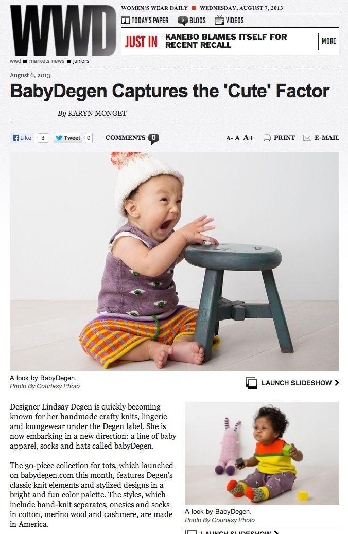 babyDEGEN