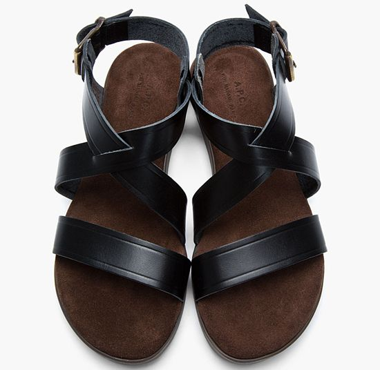 6367a930d75 Top 10 Designer Sandals for Men by Arthur Chan