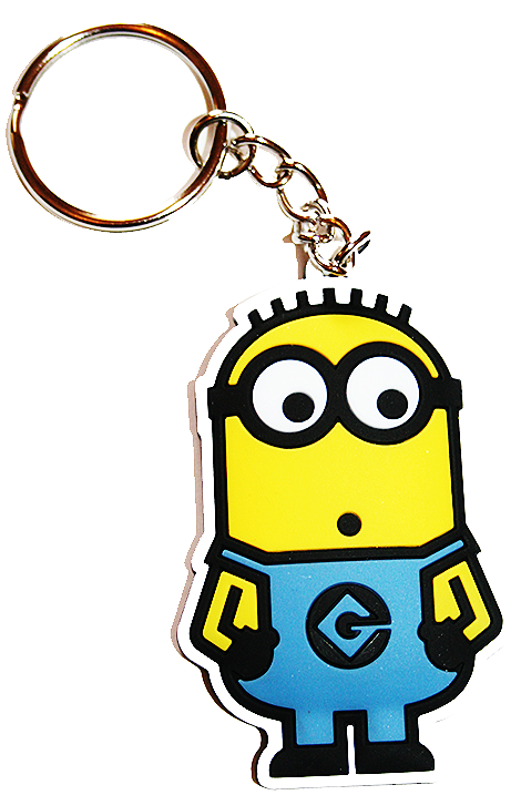 Despicable Me Minion Keychain Key Chain