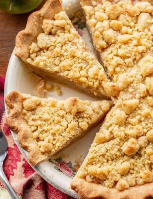 Dutch Apple Pie Resep Masakan Untuk Anak Dutch Apple Pie Recipe Dutch Apple Pie Apple Pie Recipes