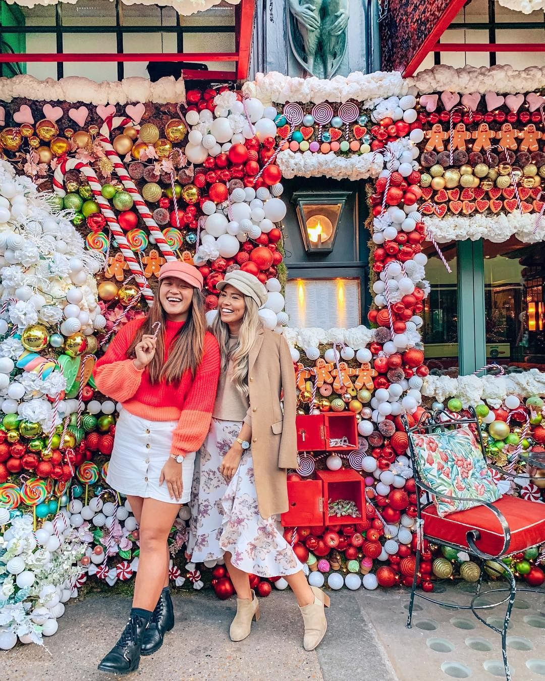 The Ivy Chelsea Garden is a must visit with your BFF 462