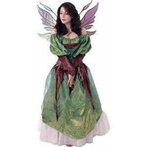 renaissance fairy green fairies costume adult costumes female - Green Fairy Halloween Costume