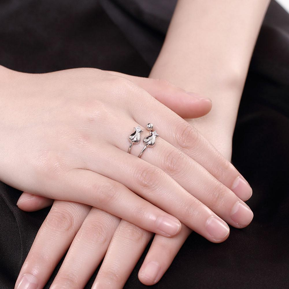 925 Sterling Silver Ring Rose | Silver ring, Sterling silver and ...