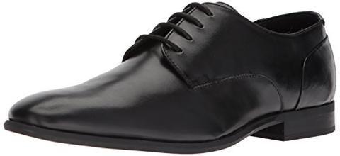 più foto così economico vendita scontata Calvin Klein Men's Lucca Dress Calf Oxford, Black, 10.5 Medium US ...