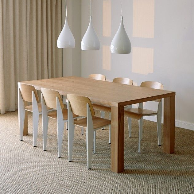 Innocenti Table Ash Dining room Pinterest Ash, House and Room