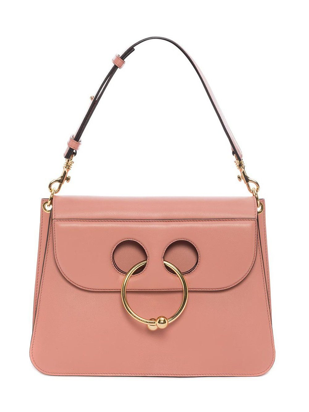 J.W.ANDERSON Dusty Rose Medium Pierce Bag.  j.w.anderson  bags  shoulder  bags  leather   00d1bcc491ac4