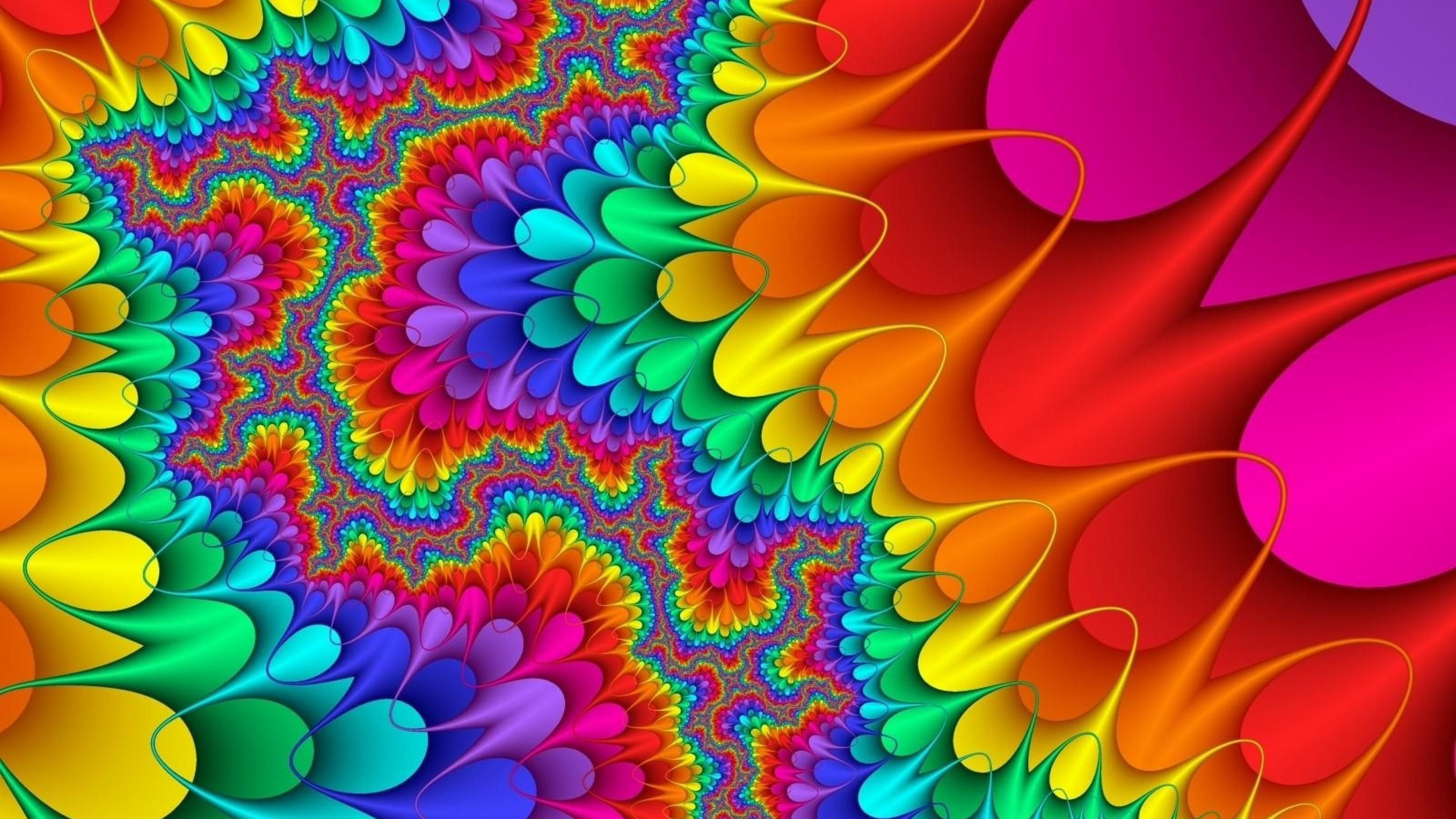 3840x2160 Wallpaper Wiki Abstract Colorful Widescreen 4k