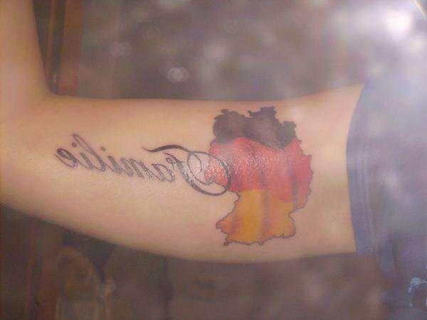 pin by sina sannes on tattoo pinterest german tattoo tattoo and rh pinterest com au tattoo german flag german canadian flag tattoo