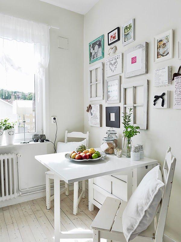 Stół Ikea Norden Home Ozdabianie Dekorowanie Mieszkań I