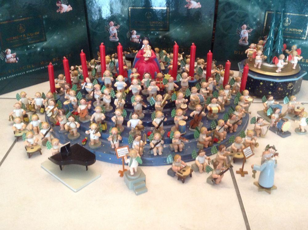 Wendt Kuhn 100 Engel Mit Wolke Schlummerkisten Spieluhr Tolle Engelwolke Antiquitaten Kunst Volkskun Wooden Ornaments Christmas Time Christmas Memory