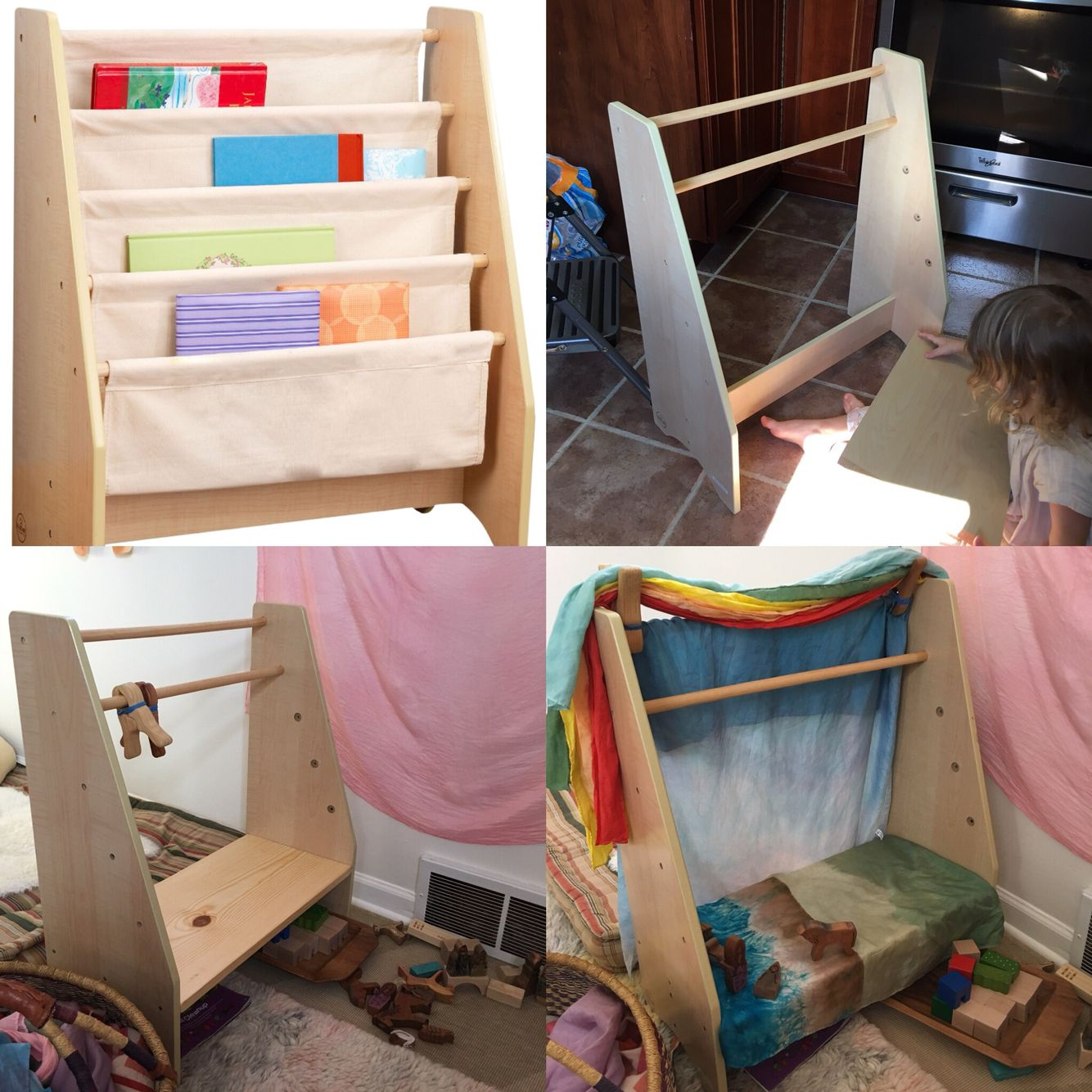 waldorf playstand diy hack | crafts and diy | diy waldorf