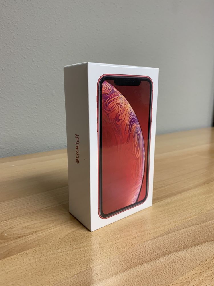 SEALED! Apple iPhone XR 256GB (PRODUCT)RED (AT&T