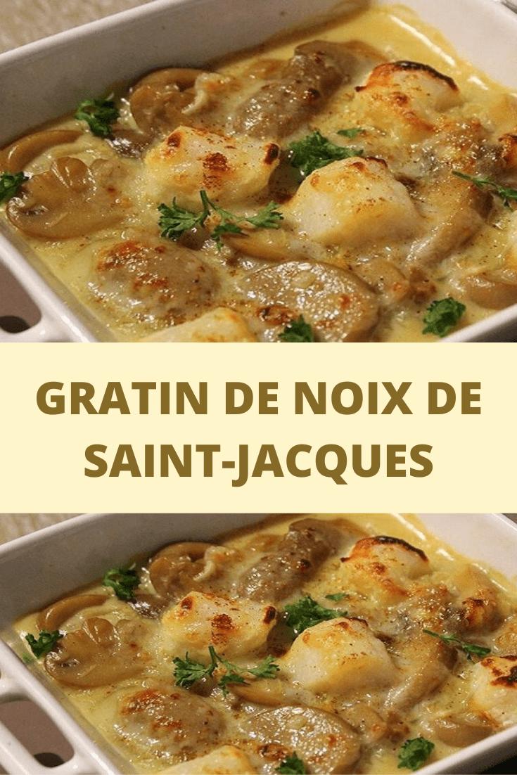 Repas Du Soir Sans Viande : repas, viande, Épinglé, SAINT, JACQUES