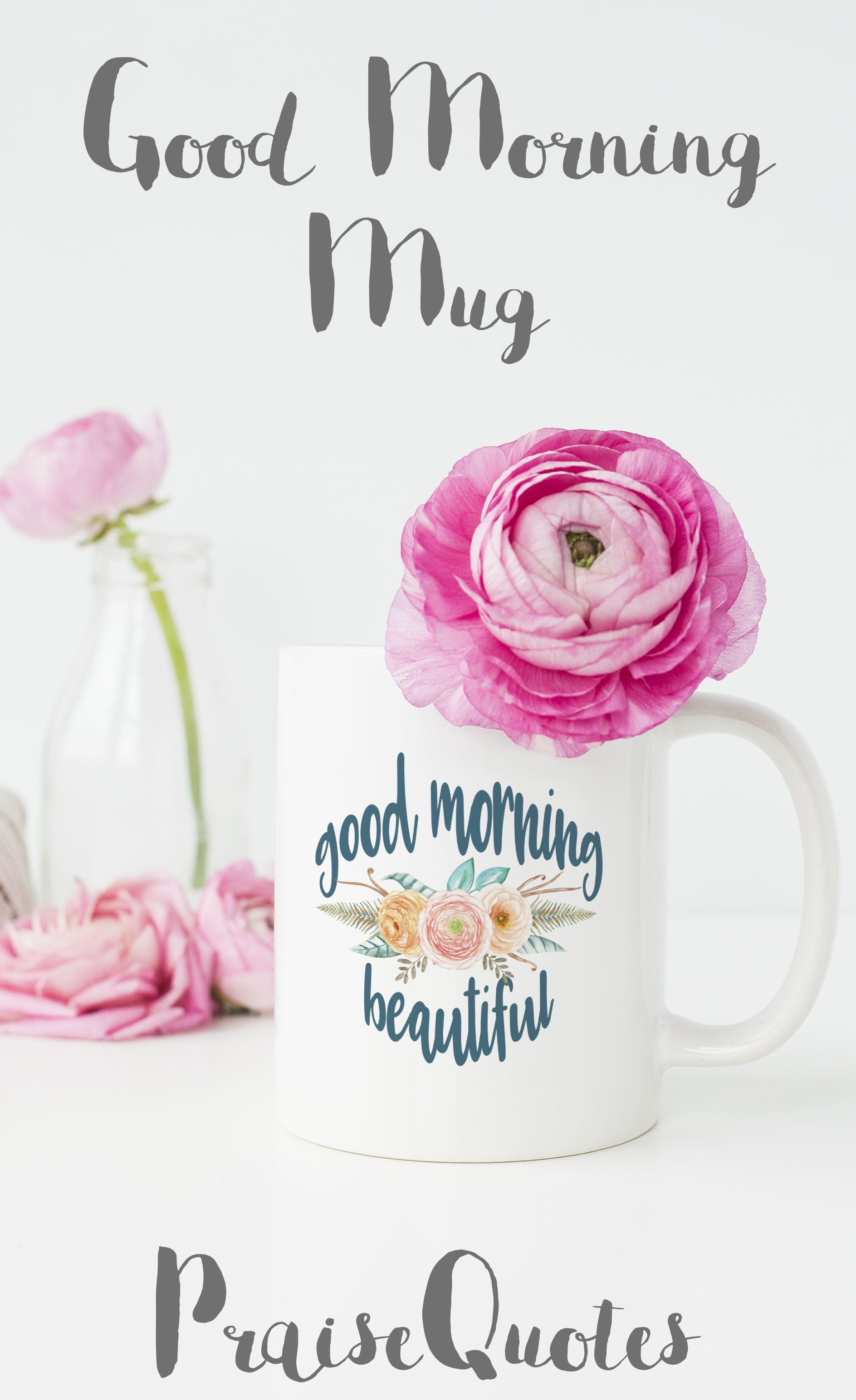 Good morning beautiful letter
