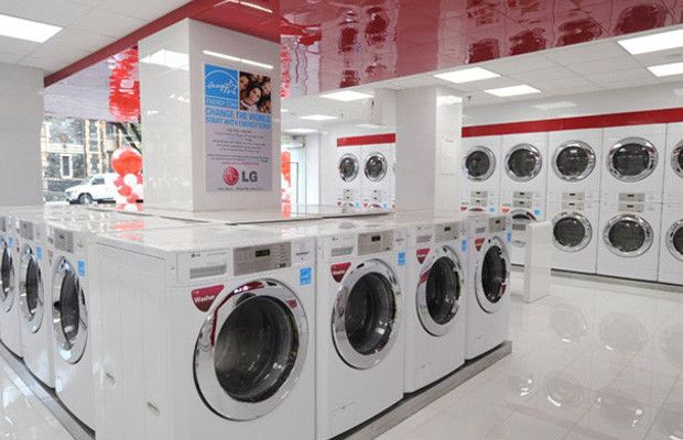 15 Awesome Laundromats Laundry Shop Laundromat Business Laundromat
