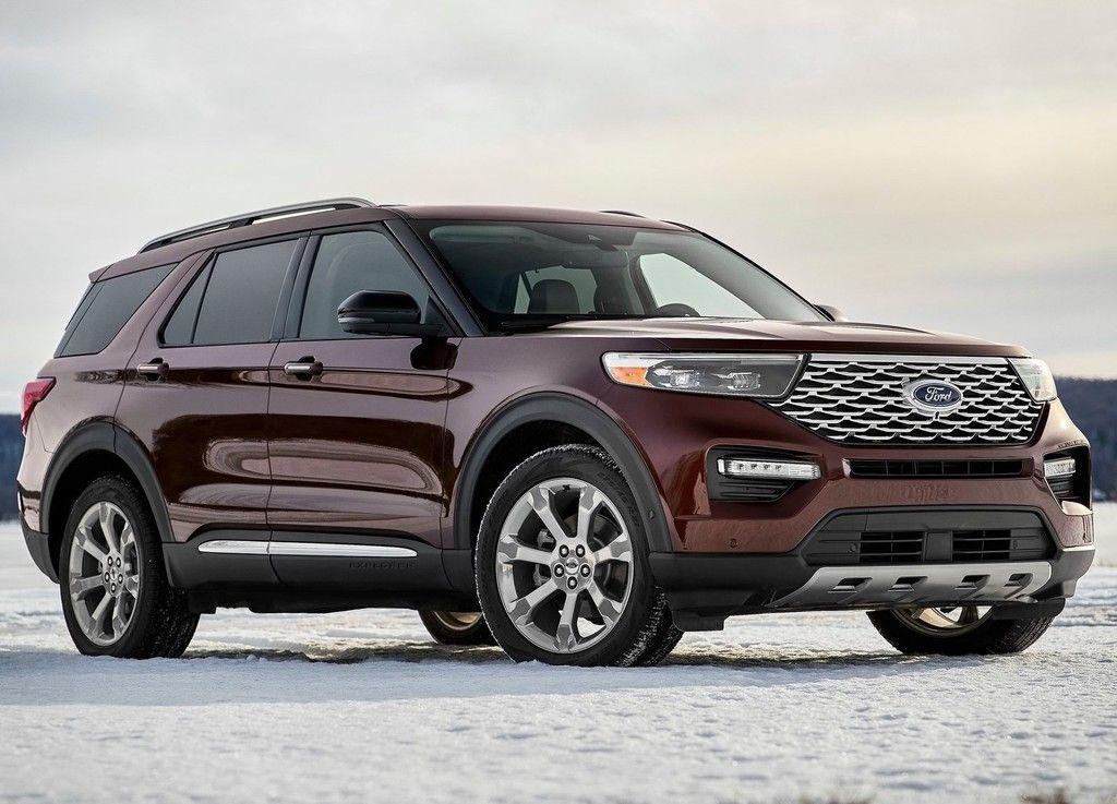 Ford Explorer 2020 Precios Versiones Y Equipamiento En Mexico En 2020 Ford Explorer Camionetas Familiares Ford