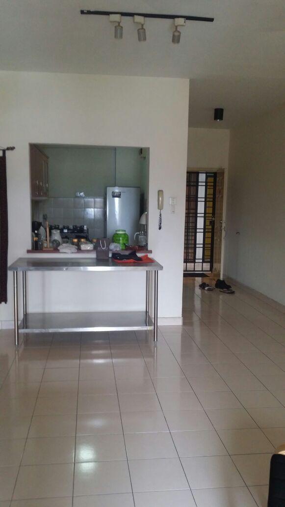 Sri Putramas 1 Badminton Court Club House Home