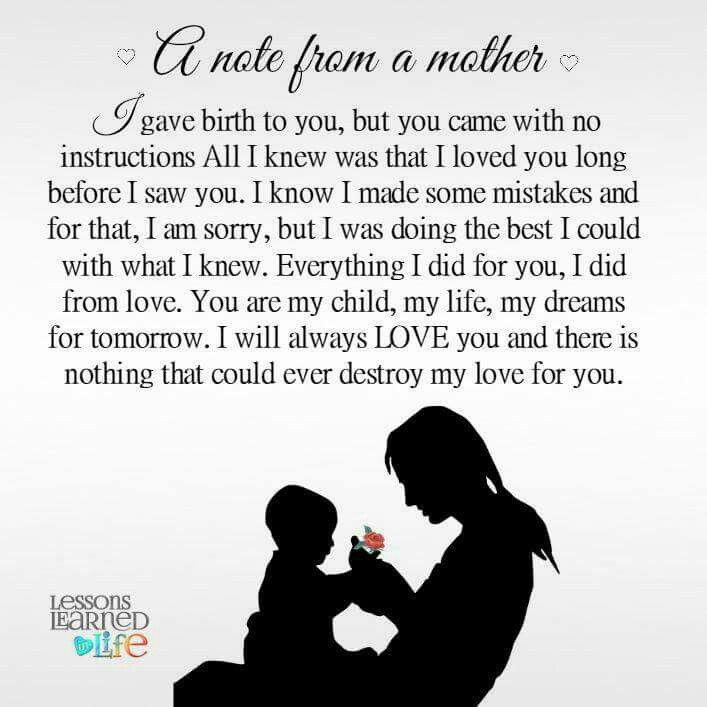 To My Children Justice Madison, Jerry Dale and Maddox Shogun