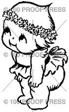 Kewpie Art Print Kewpie Doll Patent Art Print 1